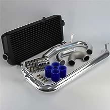 Fits for Mitsubishi lancer EVO 1 2 3 92-95 Alloy Turbo Intercooler FMIC Kit Upgrade