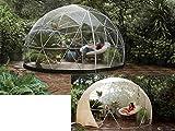 Abri de jardin Garden Igloo Hiver + couverture été - 10 m²