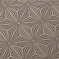 ベッドルームとリビングルームの幾何学模様のカーテンエレガントなカーテンジャカードブラックアウトカーテン