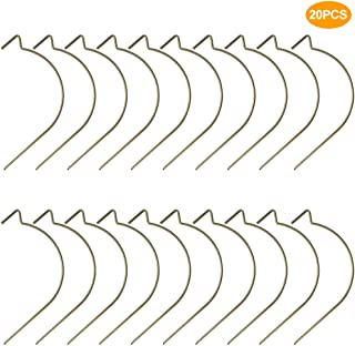 Picture Hangers Monkey Hooks Super Hooks Holds Up to 100lbs No Mark No Tools Need Easy to Hang Mirrors, Frames, Clock, Shelves, or Planters for Home Decorations Office (20)