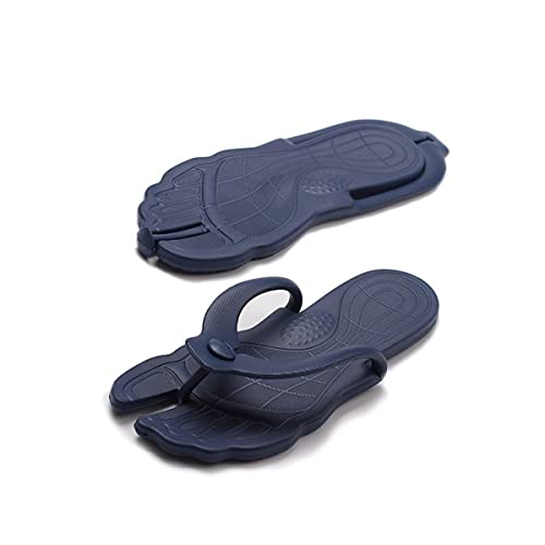 ce67e6f84 ARSTART Foldable Flip Flops Sandals Mens Womens Travel Beach Slippers  Portable Anti-Slip Indoor Outdoor