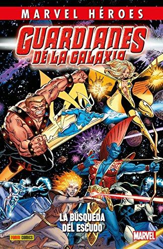 Guardianes de la Galaxia 1. La búsqueda del escudo