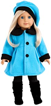 Baby Coat Doll Clothes Doll Clothes For 18 Inch Doll NWU*JA