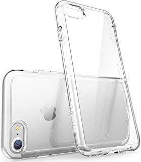 i-Blason Halo Series Case Designed for iPhone 7 /iPhone 8, [Scratch Resistant] Clear for iPhone 7/iPhone 8 Cover (Clear)