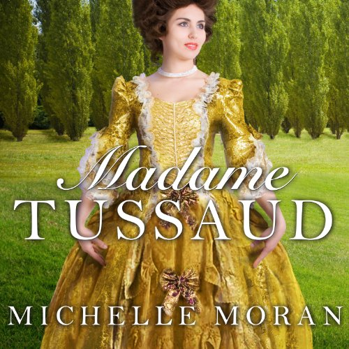 Madame Tussaud audiobook cover art