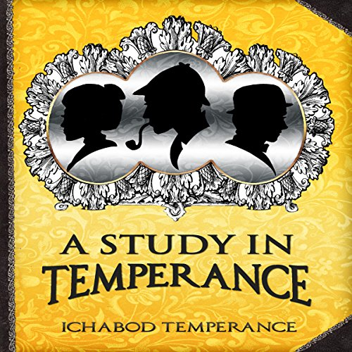 A Study in Temperance audiobook cover art