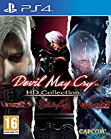 Devil May Cry HD Collection (PS4) (輸入版)
