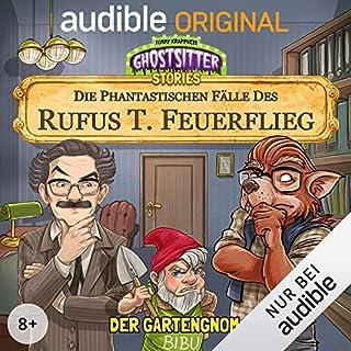 Der Gartengnom - Die phantastischen Fälle des Rufus T. Feuerflieg 2 Titelbild