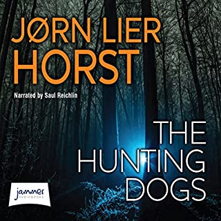 The Hunting Dogs audiobook cover art