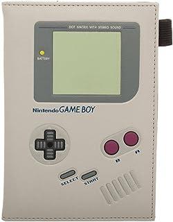 Nintendo Gameboy Travel Passport Wallet, Grey