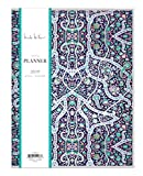 Nicole Miller for Blue Sky 2019 Monthly Planner, Flexible Cover, 8.5' x 11', Bramble