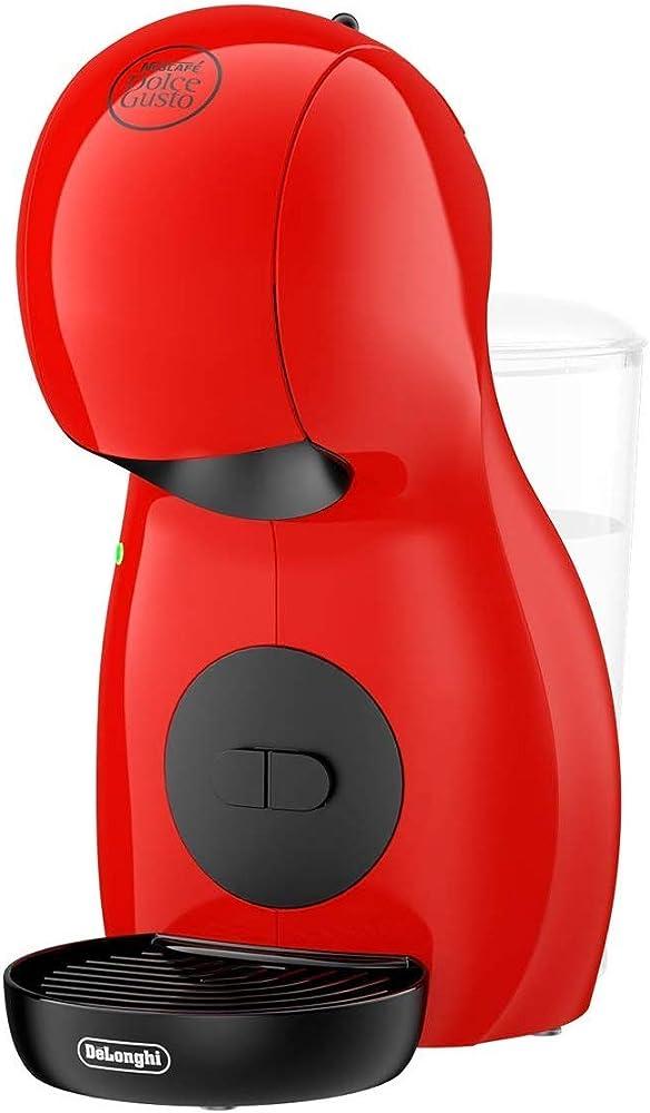 De`longhi, nescafÉ dolce gusto, macchina automatica per caffè espresso e altre bevande ,1600 w GAL-130256