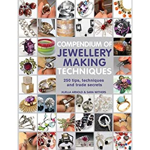 Compendium of Jewellery Making Techniques 200 Tips, Techniques and Trade Secrets:Maskedking