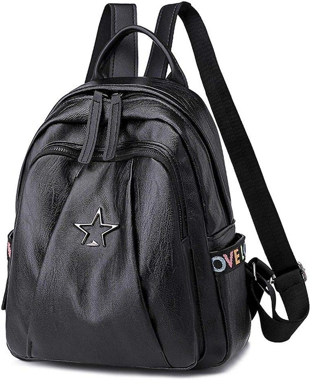 DYR Student Bag Casual Shoulder Bag Female Shoulder Bag Large pacity Travel Bag Outdoor Handbag Chest Bag