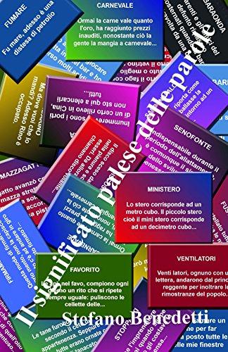 Il significato palese delle parole (Italian Edition)