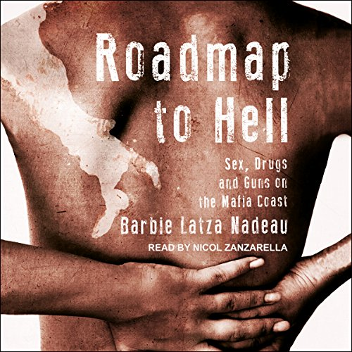 Roadmap to Hell audiobook cover art