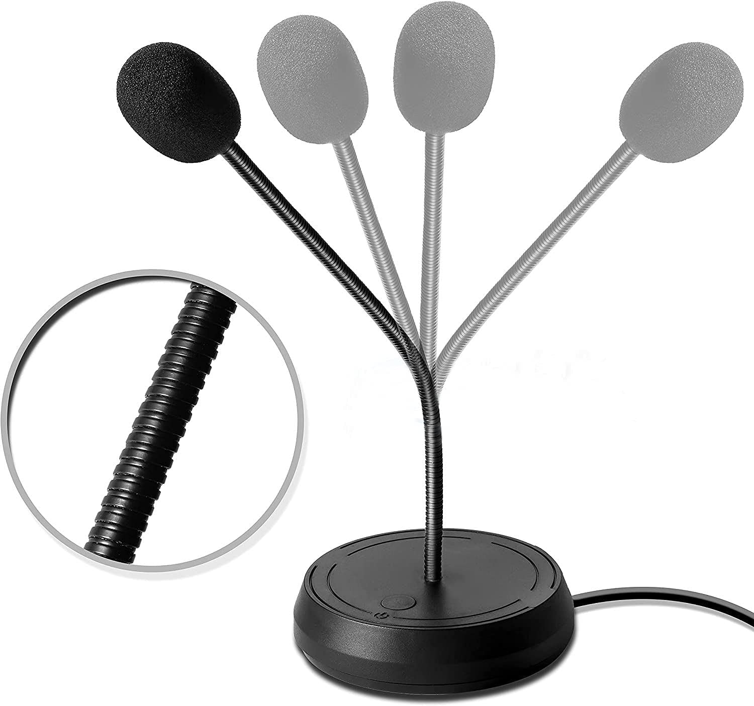 PC Microphone for Popular product Computer Professional Audio Record 3.5mm Trust Jack