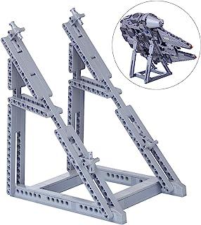 ALLESOK Vertical Stand Soporte para Lego 75257 Millenium Falcon (Solo Párate)