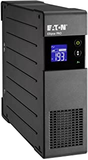 Eaton ELP850IEC Line-Interactive PC Power Supply (AVR with Booster and Fader, 510 W - 850VA)