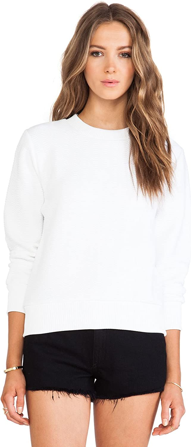 Surface to Air Women's Stelly Sweater, 42, Paper White