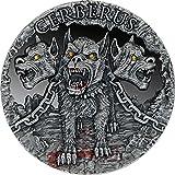 Power Coin Cerberus Cerbero Mythical Creatures 2 Oz Moneda Plata 2000 Francos Cameroon 2021