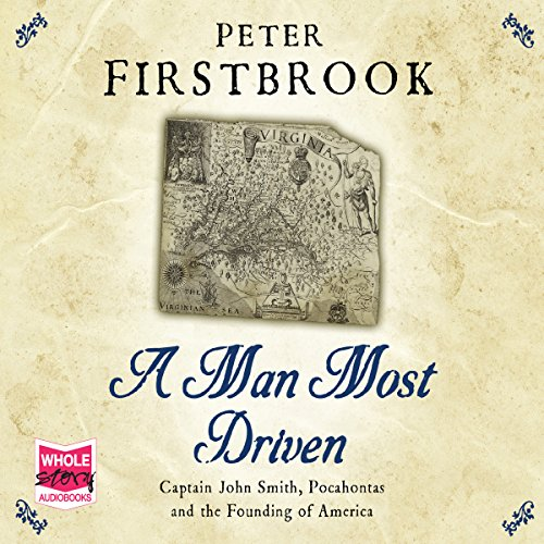 A Man Most Driven audiobook cover art