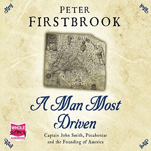 A Man Most Driven cover art