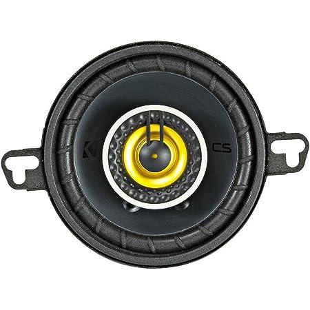 "Kicker CSC354, CS Series 3.5"" 2 Way Coaxial Car Speakers (46CSC354)"