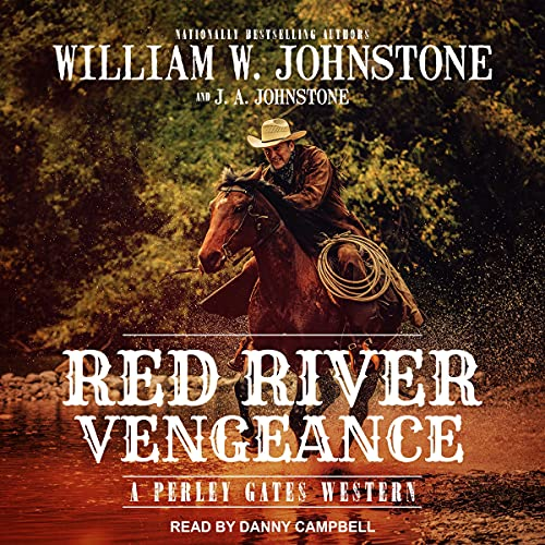 Red River Vengeance cover art