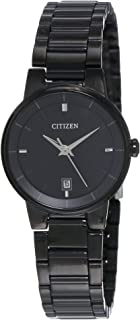 CITIZEN Women's Quartz Watch, Analog Display and Stainless Steel Strap EU6017-54E