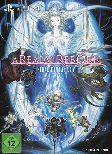bester Test von final fantasy xiv Final Fantasy XIV – A Realm Reborn Collector's Edition – [PlayStation 4]