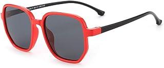 sdawa - Gafas de sol polarizadas de estilo deportivo para niños Gafas de sol polarizadas flexibles de goma para niños Gafas de sol ligeras y cómodas resistentes a los impactos para niños y niñas 3 a 12 años