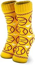 softball slipper socks