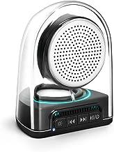 VantInter S2 Portable Bluetooth Speaker V5.0, Loud Detailed Sound, Colorful Led Light, Built-in Mic, Car Hands-free Call, Wireless Speaker for Laptop, Tablet, Bath, Outdoors