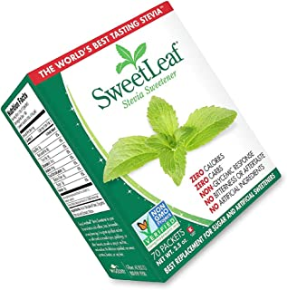 Natural Stevia Sweetener, 70 Count (New Version)