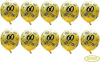 Emoticon Anniversario Matrimonio.50 Numeri Palloncini Compleanno Decorazioni Anniversario