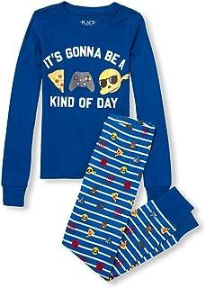 Big Boys' Gamer Pajama Set