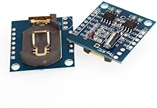 Tiny RTC I2C Module 24C32 Memory DS1307 Clock High Precision Clock Timer Module Compatible with Arduino by Atomic Market