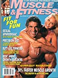 Joe Weider's MUSCLE & FITNESS April 1996 Magazine SWIMSUIT SPECTACULAR Mia Finnegan Great Hips & Lovely Legs DORIAN YATES MR. OLYMPIA ON GAINING MASS Sexual Aphrodisiac That Works
