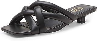 Ash Women's Nolita Heeled Sandal Casual Walking Open Toe Shoes