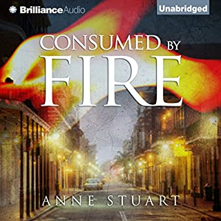 Consumed by Fire cover art