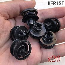 KERIST 20x for Volkswagen VW Golf MK4 Passat B5 Bora Interior Door Card Trim Panel Clip