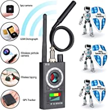 $34 » Innoo Tech Anti Spy Detector & Camera Finder RF Signal Detector GPS Bug Detector Hidden Camera Detector for GSM Tracking Device GPS Radar Radio Frequency Detector (Renewed)