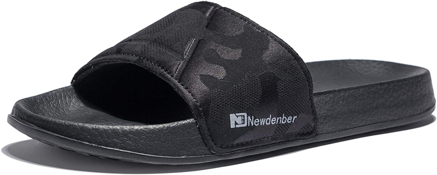 NewDenBer NDB Men's Surprise price Classical Comfort All stores are sold EVA Slide Rubber Sandals