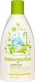 Babyganics Bubble Bath, Chamomile Verbena, 266ml