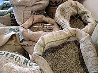 2 Pounds Unroasted Coffee Beans, Premium Select from RhoadsRoast Coffees (Colombian Santa Barbara Estate Excelso E/p Coffee Beans 15/16, 2 Pounds Unroasted Green Beans)