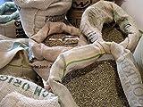 Green Unroasted Fresh 100% Arabica Coffee Beans, 5 Lb. Bag, RhoadsRoast Coffees (Colombian Supremo)