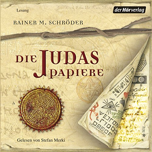 Die Judaspapiere audiobook cover art