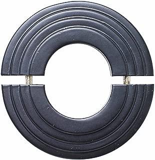 Radiator Flange Black Aluminum Escutcheon 1 11/16'' ID   Renovator's Supply