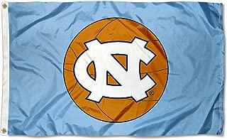 UNC Tar Heels UNC Basketball University Large College Flag